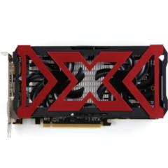 迪兰RX 460 4G X-Serial 1236/7000MHz 4GB/128-bit GDDR5 DX12 独立显卡 游戏显卡