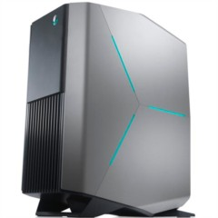外星人Aurora R5 R1838水冷游戏电脑主机(i7-6700K 16G 256G SSD+2T GTX 1070 8G独显 Win10)