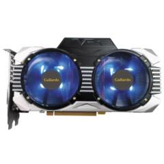 万丽GTX1060-6G5嗜血 1531MHz-1746MHz/8008MHz 192Bit DDR5 PCI-E显卡风扇LED灯
