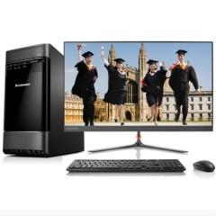 联想天逸5060台式电脑(I7_6700 8G 1T GTX750ti 2G独显 Rambo 千兆网卡 Win10)23英寸