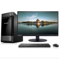 联想天逸5060台式电脑(I5_6400 8G 1T GTX750ti 2G独显 Rambo 千兆网卡 Win10)21.5英寸