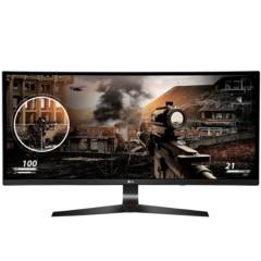 LG34UC79G 34英寸 1ms响应 144Hz刷新 21:9曲面电竞显示器