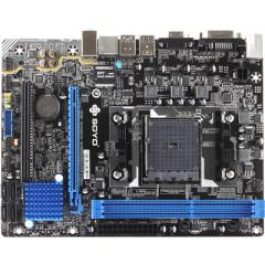 梅捷SY-A68M 全固版 V2.0 主板(AMD A68H/Socket FM2+)