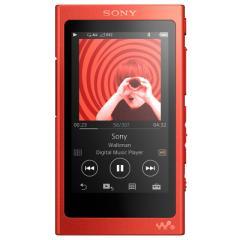 索尼NW-A35 Hi-Res高解析度无损降噪音乐播放器mp3/mp4(朱砂红)