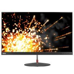 联想X27q 27英寸2K超高分辨率纤薄窄边框IPS屏显示器
