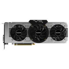 丽台GTX 1080飓风版 8G GDDR5X /1670 MHz/10010 MHz/256-bit/PCI-E3.0显卡