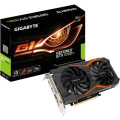 技嘉GTX1050Ti G1 GAMING 1366-1480MHz/7008MHz 4G/128bit GDDR5显卡