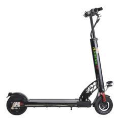 升特电动滑板车 成人迷你可折叠锂电 电动自行车 宽踏板炫彩灯带 两轮代步车 炫酷彩灯+加宽踏板 45-55km 黑色
