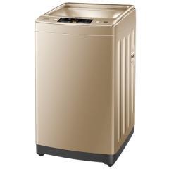 海尔EB80BDF9GU1  8公斤直驱变频全自动波轮洗衣机  双智能系统 特色幂动力