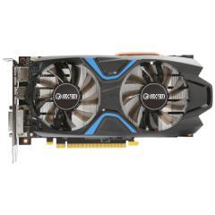 影驰GTX1050 黑将 1417(1531)MHz/7GHz 2G/128Bit D5 PCI-E显卡