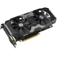 索泰GeForce GTX1050Ti-4GD5 X-GAMING OC 1354-1468MHz/7008MHz 4G/128bit GDDR5 PCI-E显卡