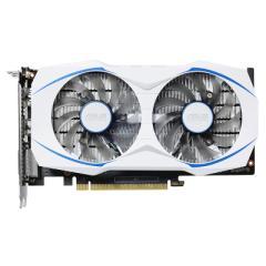 华硕DUAL-GTX1050TI-4G 1290-1392MHz 4G/7008MHz 128bit GDDR5 PCI-E3.0显卡