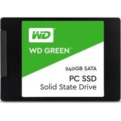西部数据Green系列 240G 固态硬盘(S240G1G0A)
