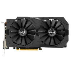 华硕ROG STRIX-GTX1050TI-O4G-GAMING  1392-1518MHz 4G/7008 MHz GDDR5 PCI-E3.0显卡