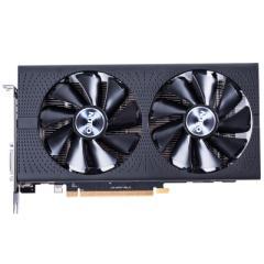 蓝宝石RX470D 4G D5 超白金OC 1216MHz/6600MHz 4GB/256bit GDDR5 DX12 独立游戏显卡