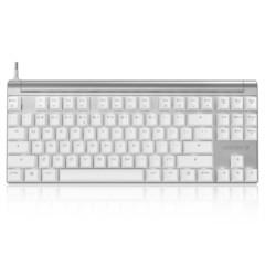 樱桃MX-Board 8.0 G80-3880HYAEU-0 背光机械键盘 白色 红轴