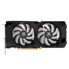 XFX讯景RX 480 4G 深红版 1338MHz/7GHz 256bit GDDR5 显卡
