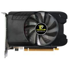 万丽GTX1050-2G5 战魔 1354MHz-1455MHz/7008MHz 128Bit DDR5 PCI-E3.0免插电设计 无需外接电源供电显卡