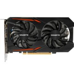 技嘉GTX1050 OC 1379-1493MHz/7008MHz 2G/128bit GDDR5显卡