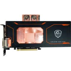 技嘉GTX1080 XTREME 开放式水冷 1759-1898MHz/10206MHz 8G/256bit GDDR5X显卡
