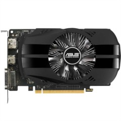 华硕PH-GTX1050TI-4G 1290-1392MHz 4G/7008 MHz GDDR5 PCI-E3.0显卡