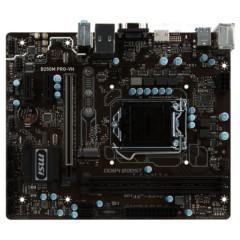 微星B250M PRO-VH主板(Intel B250/LGA 1151)