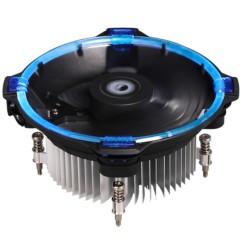 DK-03i Halo Intel平台下吹式CPU散热器 12CM光圈风扇特别版