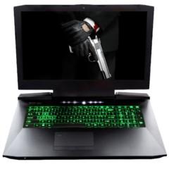 神舟战神GX10-SP7S1 17.3英寸游戏本笔记本电脑