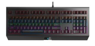 雷柏V510PLUS防水背光游戏机械键盘