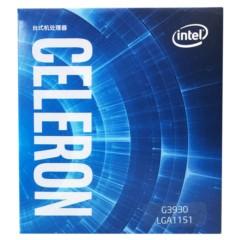 Intel赛扬双核G3930 盒装CPU处理器