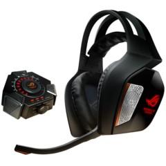 华硕玩家国度ROG 7.1 Centurion 环绕声游戏耳机麦克风 头戴式 电竞 电脑耳机