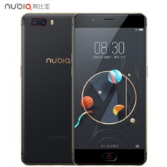 努比亚【4+128GB】M2高配版 黑金色