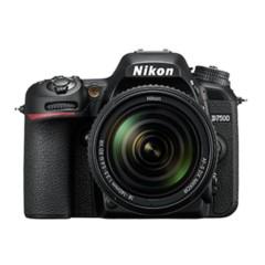 尼康D7500 中端单反相机