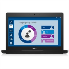 戴尔Latitude E5270笔记本i5-6200U/8G/500G/Win7