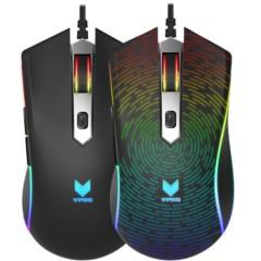 雷柏V29S幻彩RGB电竞游戏鼠标