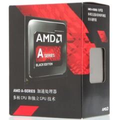 AMD APU系列 A10-9700 四核 R7核显 AM4接口 盒装CPU处理器