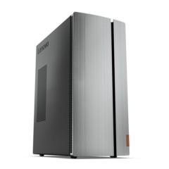 联想天逸510 Pro 商用台式电脑主机(i3-7100 4G 1T 集显 Win10 Office)