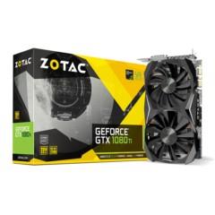索泰GTX1080Ti-11GD5X Mini 1506-1620/11GHz 11GB/352bit GDDR5X PCI-E显卡