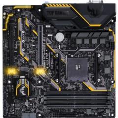 华硕TUF B350M-PLUS GAMING 主板(AMD B350/socket AM4)