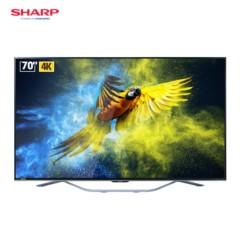 夏普LCD-70SU861A 70英寸4K超高清