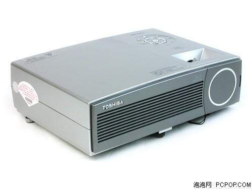 3300流明东芝DLP投影机T100跌1000元