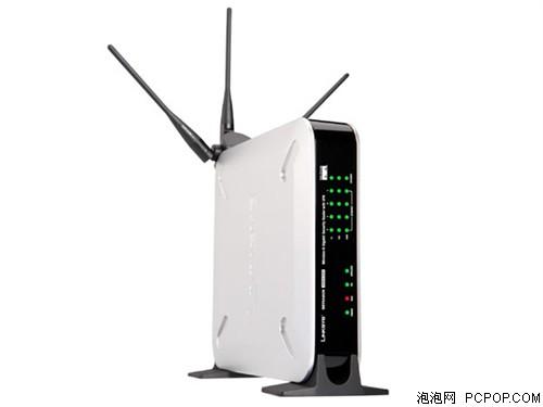 Linksys基于300M的VPN千兆路由器发布