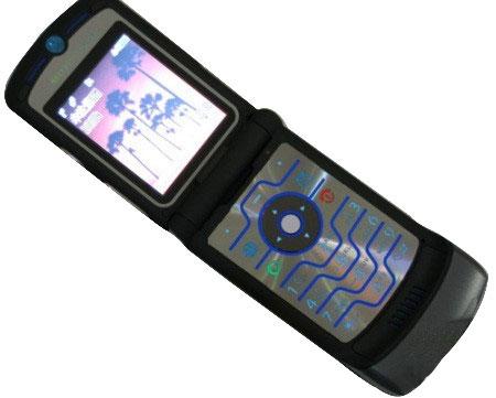 摩托罗拉V3ie手机
