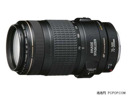 好用不贵 佳能70-300mm USM长焦镜头