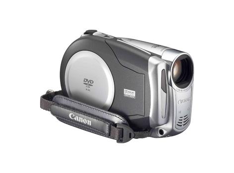 轻便光盘摄像机 佳能DC230仅售2569元