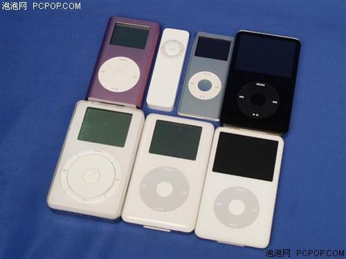 和PS2一样牛!iPod累计销售突破1亿台