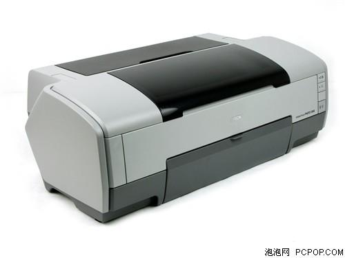 新MSDT墨滴技术 评测爱普生Photo1390