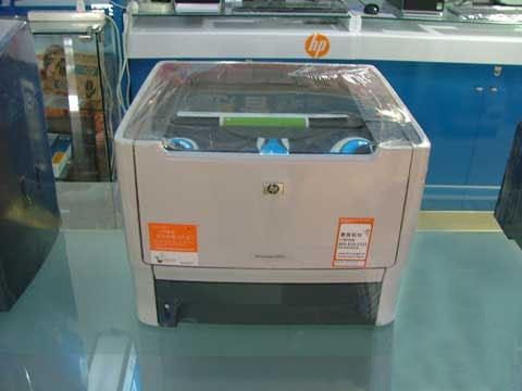 惠普(HP)laserjet P2015(CB366A)激光打印机