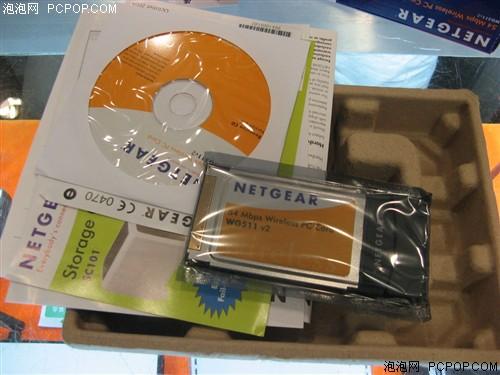 网件热销无线网卡WG511价格稳定130元