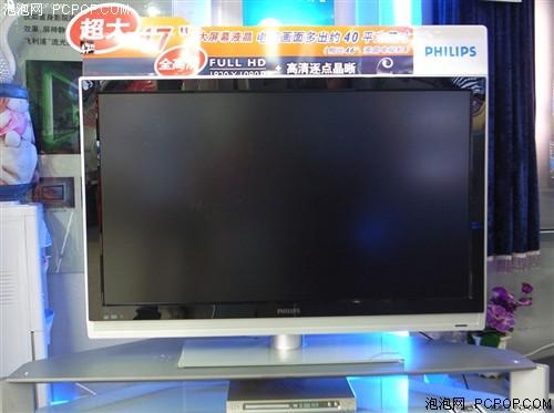 飞利浦47PFL7422液晶电视采用FULL HD级液晶屏,面板分...